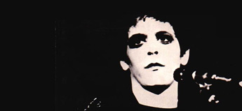 Lou reed「walk on the wild side」