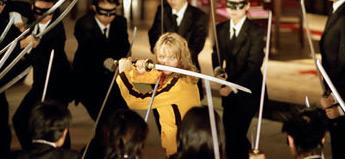 Quentin Tarantino「Kill Bill: Vol. 1」