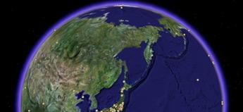 Google「Google Earth」
