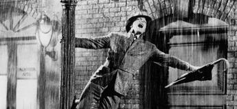 ジーン・ケリー「雨に唄えば」