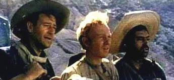 ジョン・フォード「三人の名付け親」