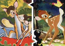 手塚治虫「バンビ」「ピノキオ」の元ネタ