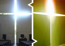 安藤忠雄「光の教会」の元ネタ