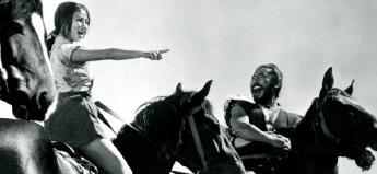 黒澤明「隠し砦の三悪人」