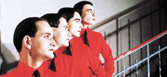 kraftwerk「Trans-Europe Express」