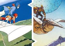 宮崎駿「風の谷のナウシカ」の元ネタ