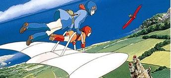 宮崎駿「風の谷のナウシカ」