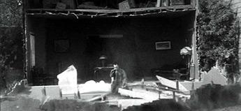 バスター・キートン「蒸気船」
