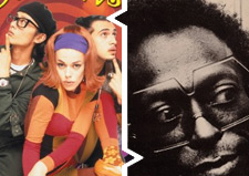 Deee-Lite「Groove Is In the Heart」の元ネタ