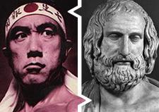 三島由紀夫「朱雀家の滅亡」の元ネタ