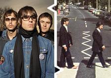 Oasis「Whatever」の元ネタ