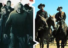 George Romero「サバイバル・オブ・ザ・デッド」の元ネタ