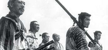 黒澤明「七人の侍」