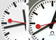 Apple「ios6(時計)」の元ネタ